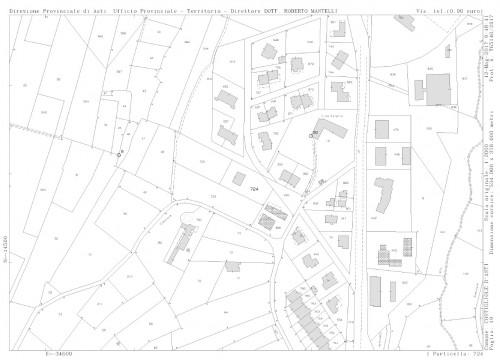 Mappa catastale online